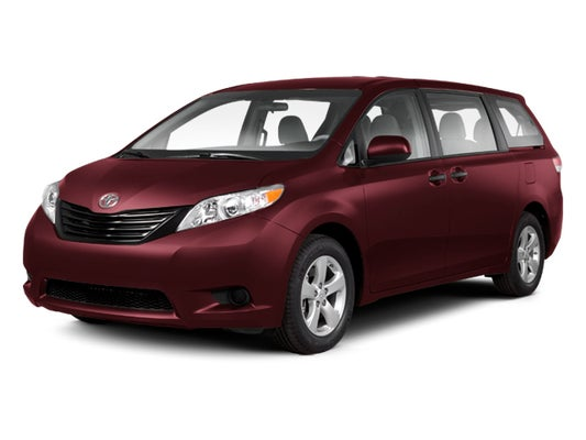 2012 Toyota Sienna For Sale >> 2012 Toyota Sienna 5dr 7 Pass Van V6 Xle Awd