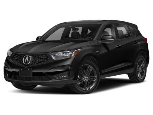 2020 Acura Rdx With A Spec Package
