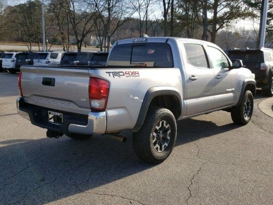 2017 Toyota Tacoma For Sale >> 2017 Toyota Tacoma Trd Off Road Double Cab 5 Bed V6 4x4 At