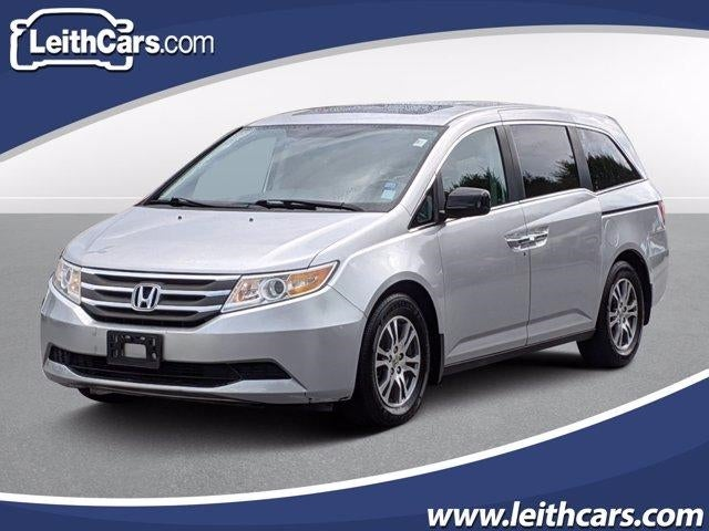 Used 2013 Honda Odyssey For Sale Raleigh Nc 5fnrl5h64db049049