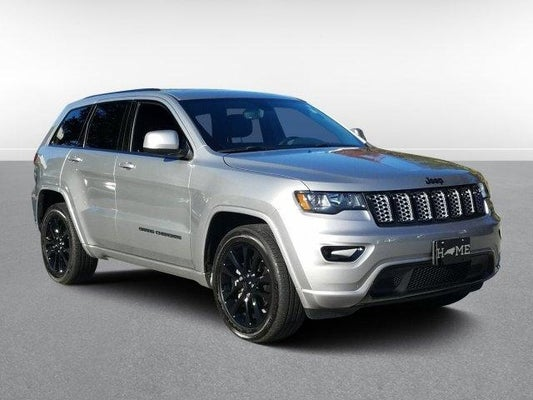 2018 Jeep Grand Cherokee >> 2018 Jeep Grand Cherokee Altitude 4x2 Ltd Avail