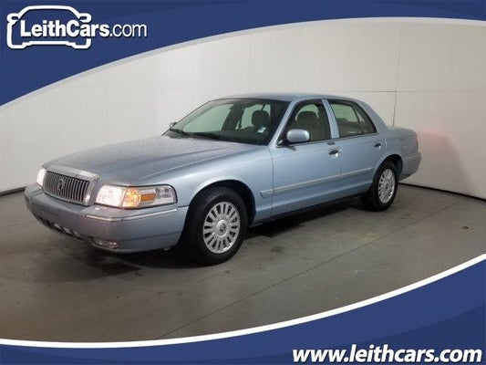 Grand Marquis For Sale >> 2007 Mercury Grand Marquis 4dr Sdn Ls