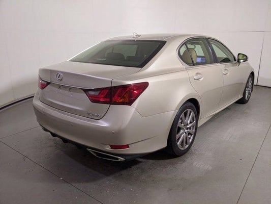 Used 2013 Lexus GS 350 For Sale Raleigh NC JTHBE1BLXD5007522