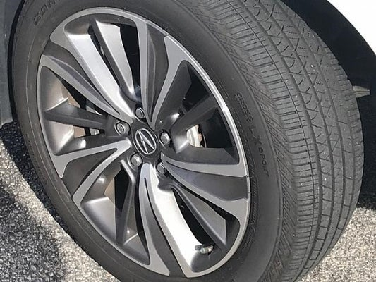 Tire Sale Raleigh Nc >> 2019 Acura Mdx Fwd W Technology Pkg