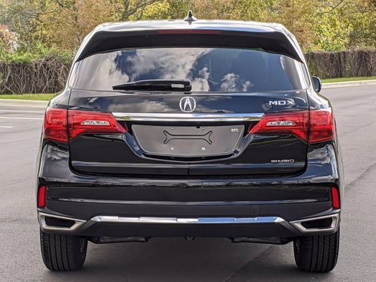 New 2020 Acura MDX For Sale Raleigh NC 5J8YD4H37LL045373